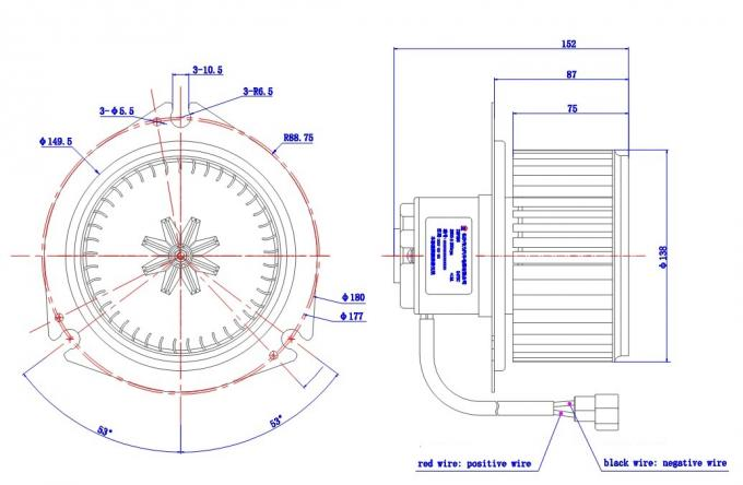 Single Blower Motor For Truck , Bus Roof Air Conditioner Universal on rooftop hvac unit diagrams, air conditioner electrical, air conditioner relay diagram, hvac systems diagrams, air conditioner air flow diagram, ceiling fans diagrams, air conditioner schematics, air conditioner test equipment, basic hvac ladder diagrams, air switch wiring diagram, air conditioner wiring requirements, air conditioner wiring connection, hdmi tv cable connections diagrams, air conditioner not cooling, air handler wiring diagram, air compressor wiring diagram, air conditioner compressor, air conditioning, air conditioner wires, air conditioner contactor diagram,