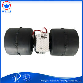 China Small low noise copper motor 24volts dc brushed bus condenser blower supplier
