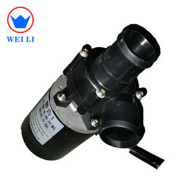 China Bus/Truck Air Conditioner Parts Vehicle Water Pump YZD80238 24v Dc Water Pump supplier