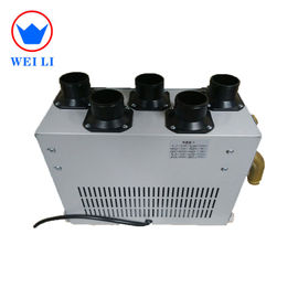 China Five Holes Bus Parts Windshield Defroster For Different Buses / 100W Motor Power supplier