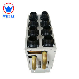 China Bus Air Conditioner Parts Windshield Defroster Latest 8 Holes 12/24V Defroster supplier