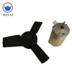 China 24 Volts DC Bus Air Conditioning Parts 3 Blade Fan Use For Yutong/Kinglong supplier