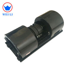 China Bus Air Conditioner Evaporator Blower , Single Speed DC Truck Mounted Blower  supplier