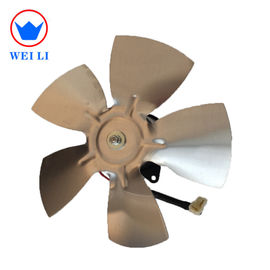 China Aluminum Fan Blades DC Bus Air Conditioning Parts 24 Volts With Free Samples supplier