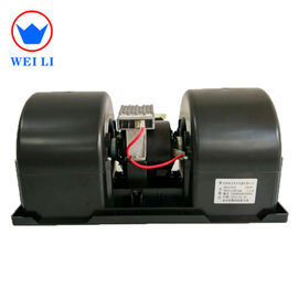 China 100pa Static Pressure 12 Volts Dc Double Blower , Van Hool Bus Parts 20A supplier
