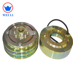 China Valeo bus compressor magnetic clutch 210mm/2B supplier