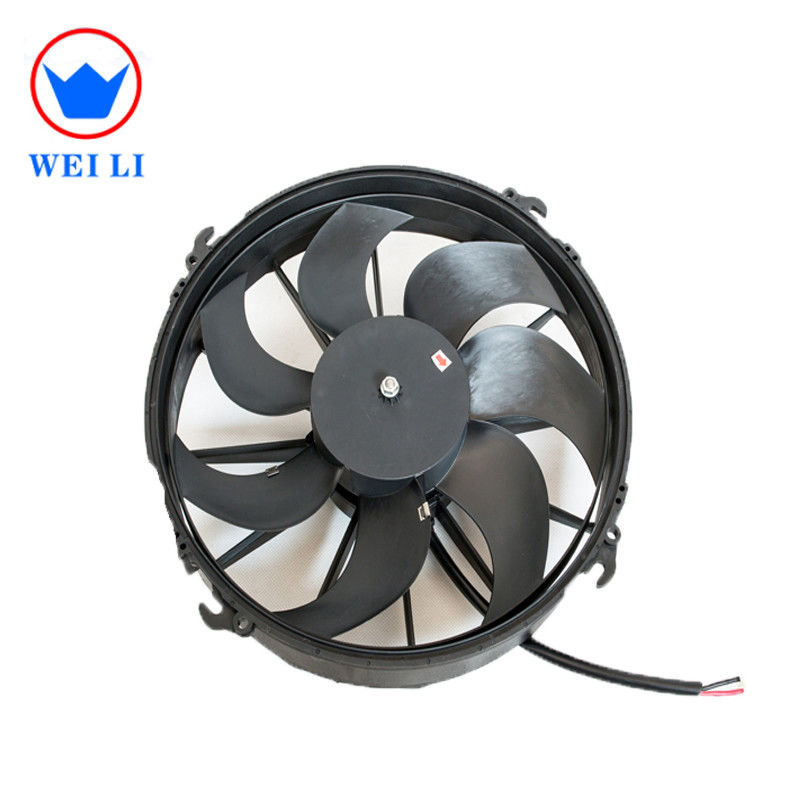 Replacement Motor Cooling Fans : Radiator cooling fans universal truck air conditioner