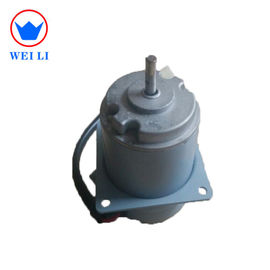 6000 Working Hours Air Conditioner Condenser Motor For Bus Copper Wire 12 Volts