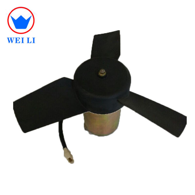 24 Volts DC Bus Air Conditioning Parts 3 Blade Fan Use For Yutong/Kinglong
