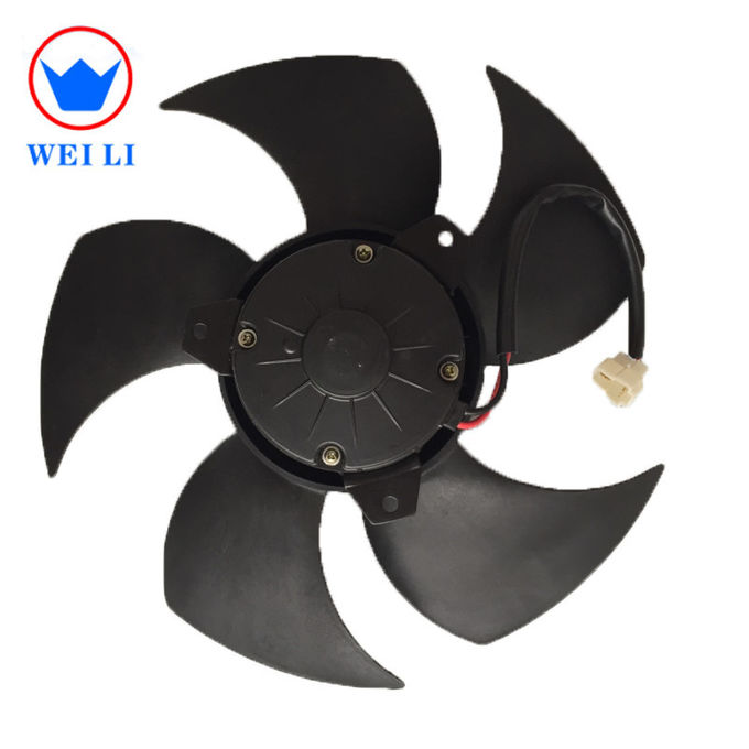DC Electric Hvac Blower Motor For Truck , Bus Condensing Unit Fan Motor